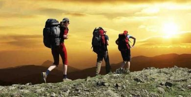 Todo para la practica del senderismo y trekking