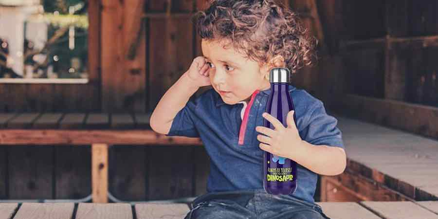 botellas de acero inoxidable personalizadas, botellas de acero inoxidable para niños