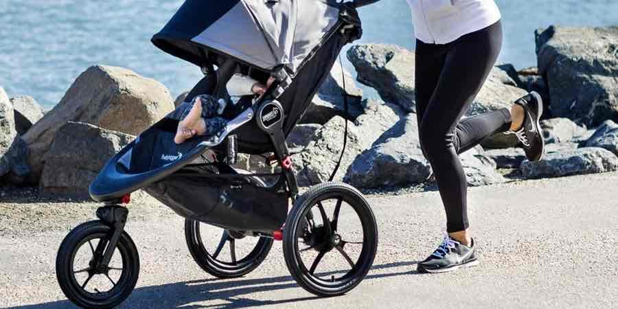 carrito bebe para correr, carro bebe running, crro bebe todoterreno, carro para correr con niños decathlon
