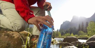 filtros de agua portatiles lifestraw