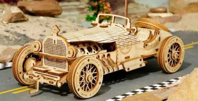 comprar puzzles de madera en 3d, rompecabezas de madera 3d