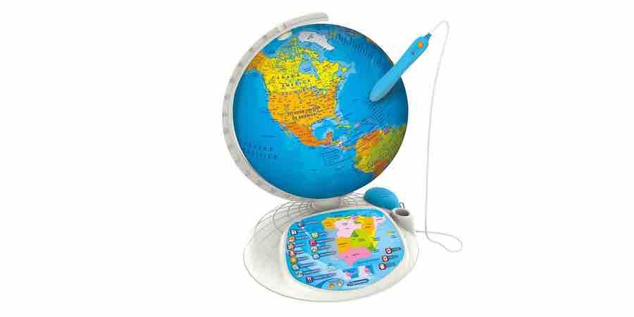 globo terraqueo interactivo carrefour