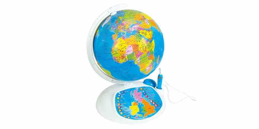 Bola del mundo interactiva Clementoni 61302