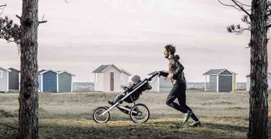 Comprar carritos todoterreno de bebé para hacer deporte