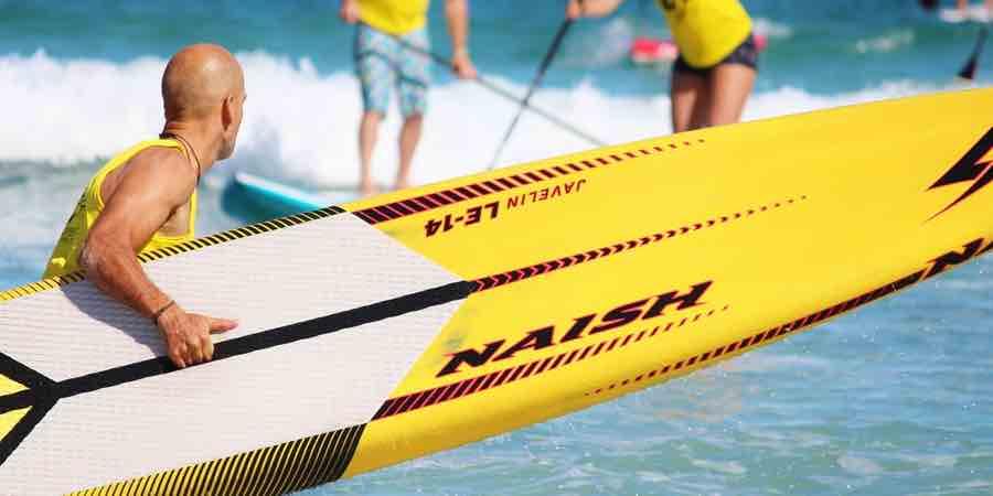 Tabla de paddle surf de competición, paddle surf lidl