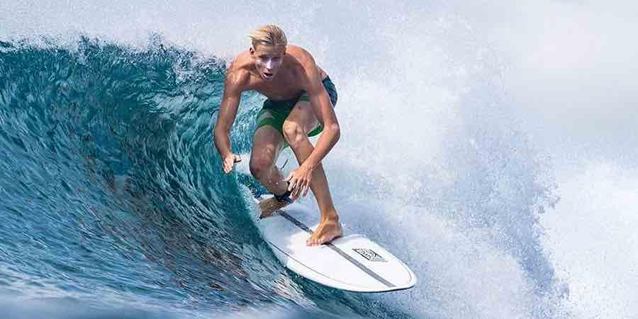 Tablas de Surf Softboard