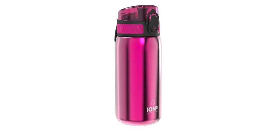 Comprar botella de acero inoxidable Ion8 en Amazon