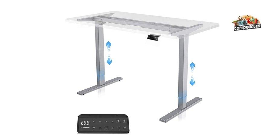 Comprar escritorio ajustable en altura Maidesite en Amazon