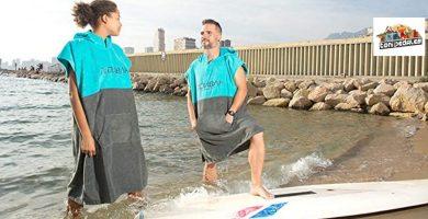 Comprar poncho surf en amazon